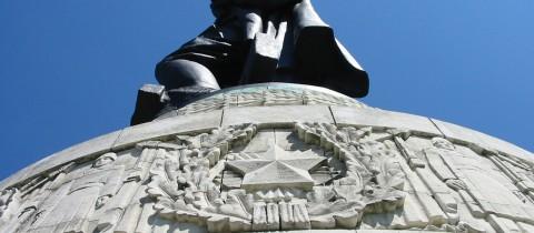 Sovjetisk mindesmærke
