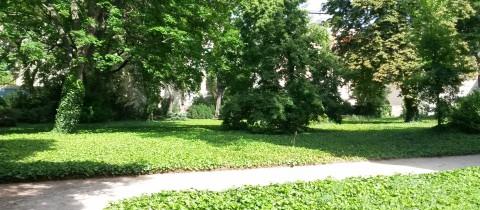 Jødisk gravplads og Moses Mendelssohns grav